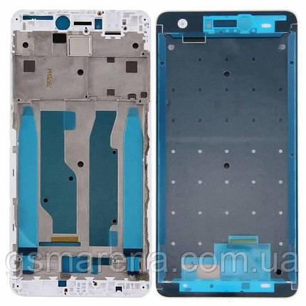 Рамка дисплея Xiaomi Redmi Note 4X Белый, фото 2