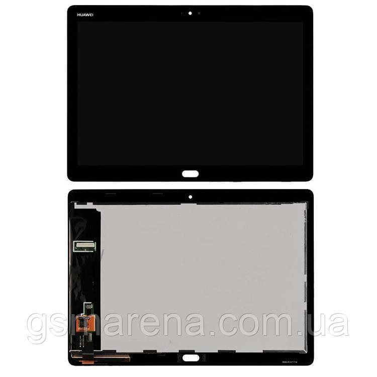 Дисплей модуль Huawei MediaPad M3 Lite (10) LTE (BAH-L09) Черный