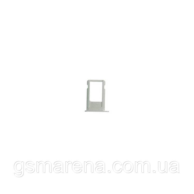 Сим держатель SIM холдер Apple iPhone 6S Plus Sim-Card holder Серый