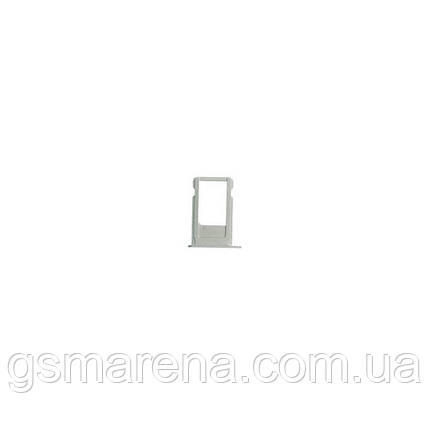 Сим держатель SIM холдер Apple iPhone 6S Plus Sim-Card holder Серый, фото 2