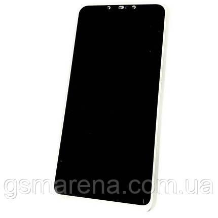 Дисплей модуль Huawei Nova 3 (PAR-LX1) Черный, фото 2