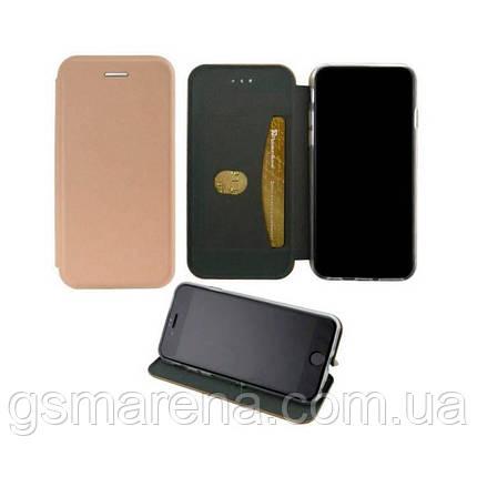 Чехол книжка Elite Case Samsung Note 8 N950 розово-Золотой, фото 2