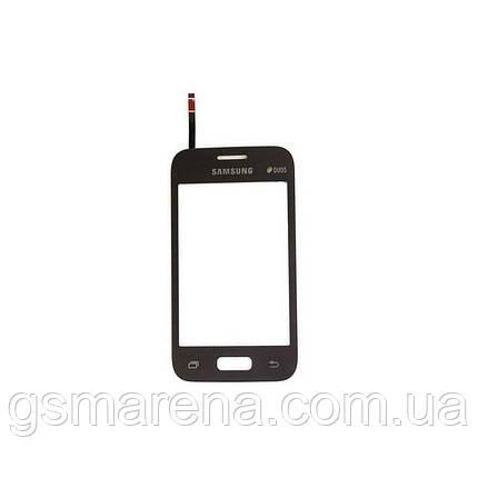 Тачскрин сенсор Samsung G130e Star2 Серый Оригинал, фото 2