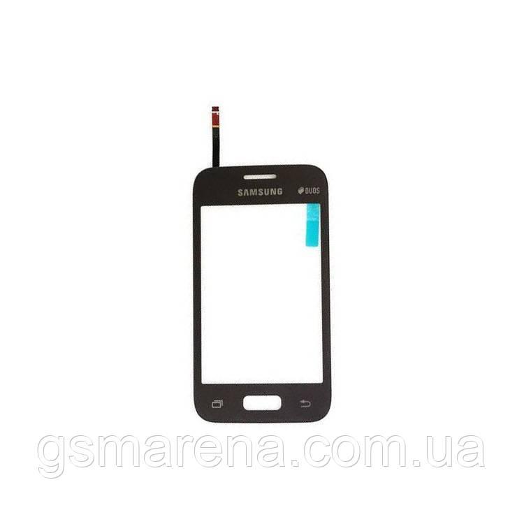 Тачскрин сенсор Samsung G130H Young 2 Черный Оригинал
