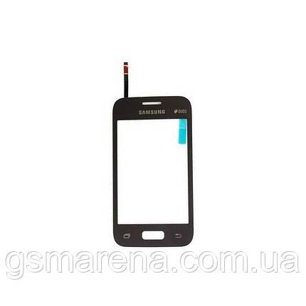 Тачскрин сенсор Samsung G130H Young 2 Черный Оригинал, фото 2