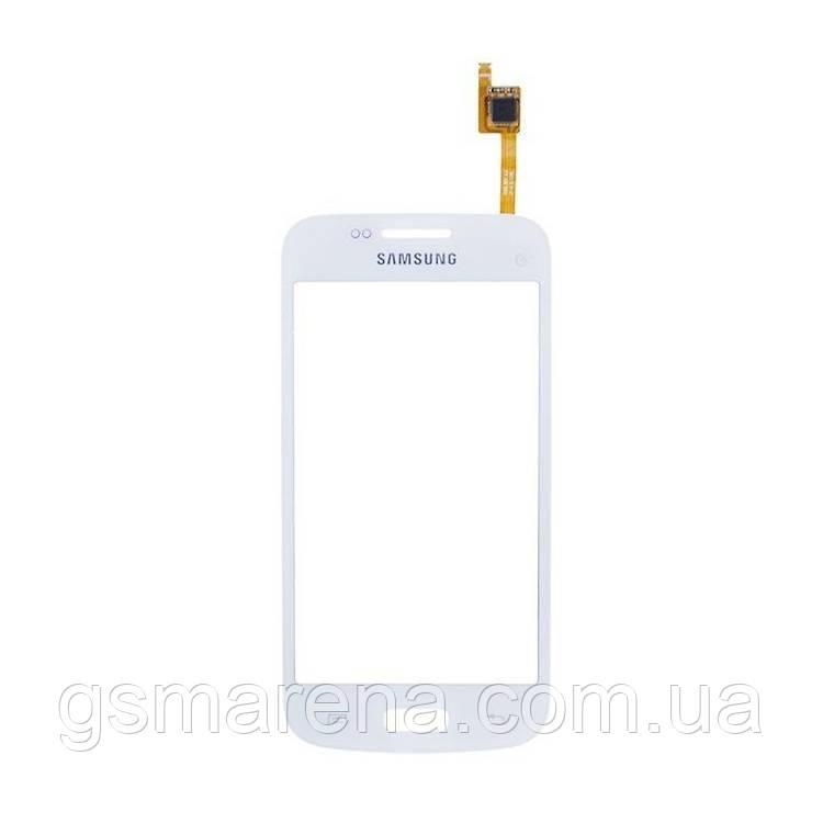 Тачскрин сенсор Samsung G3502, G3502i, G3502U, G3508, G3509 Trend 3 Белый