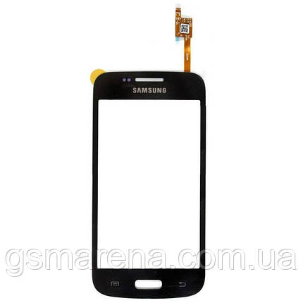 Тачскрин сенсор Samsung G3502, G3502i, G3502U, G3508, G3509 Trend 3 Черный, фото 2