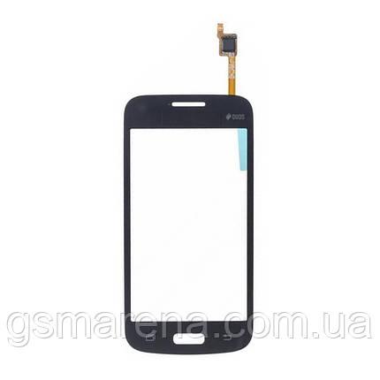 Тачскрин сенсор Samsung G350e Star Advance Черный (ver 0.1) Оригинал, фото 2
