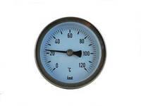 Термометр осевой ТВО-100 мм Интрол/Introl