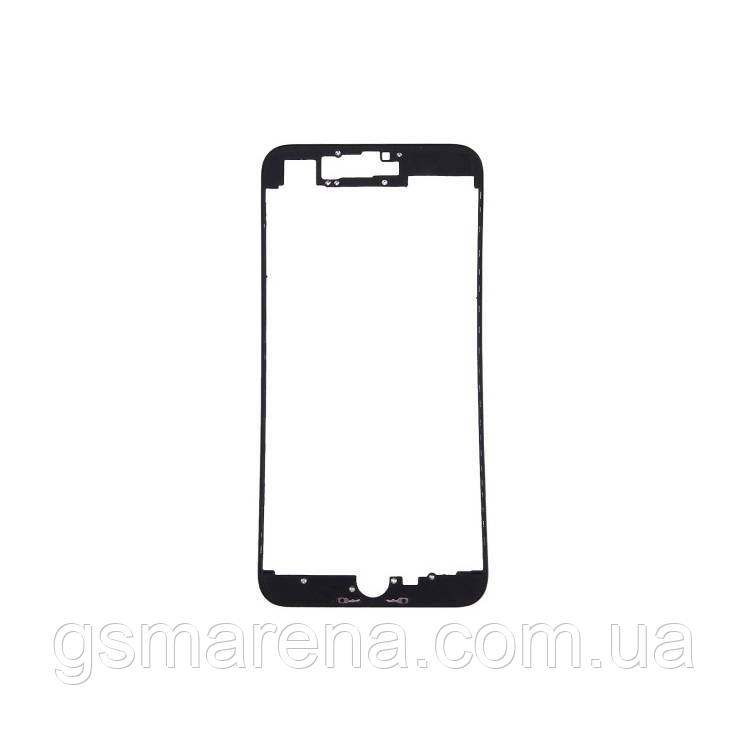 Задняя часть корпуса Apple iPhone 7 Plus frame for LCD Черный