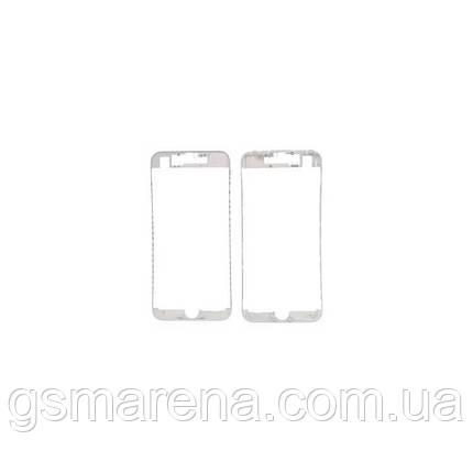 Задняя часть корпуса Apple iPhone 7 Plus frame for LCD Белый, фото 2