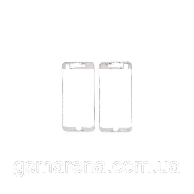 Задняя часть корпуса Apple iPhone 7 Plus frame for LCD Белый