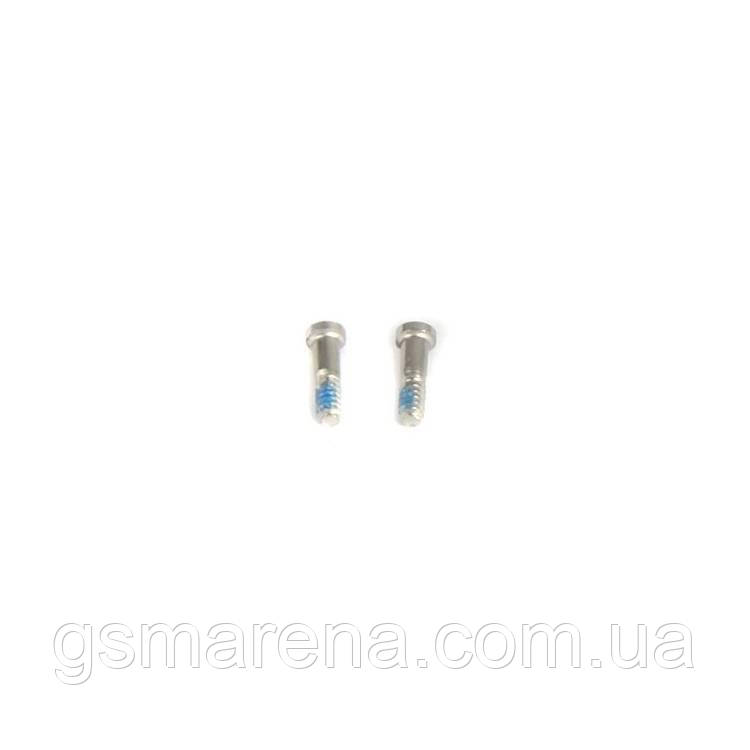 Винтики Apple iPhone 7, iPhone 7 Plus screws set 2psc Серый