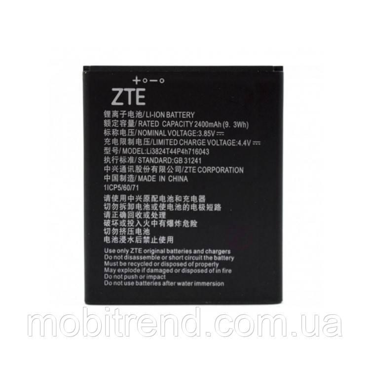 Аккумулятор ZTE Blade A520 (Li3824T44P4h716043)
