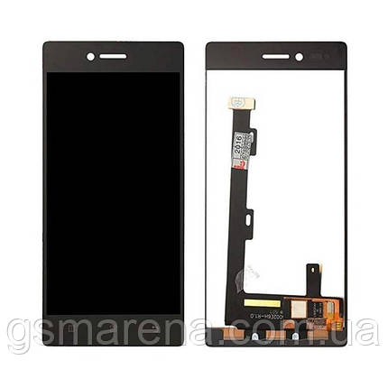 Дисплей модуль Lenovo Vibe Max, Z90-7 Vibe Shot, Z90a40 Vibe Shot Черный, фото 2
