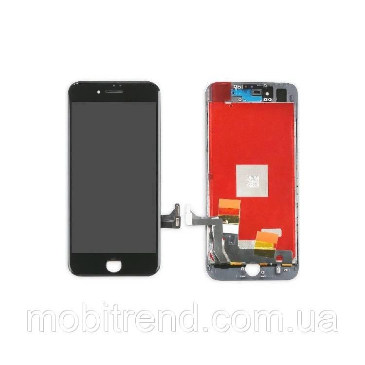 Дисплей модуль Apple iPhone 8, iPhone SE 2 (2020) Черный Оригинал Sharp