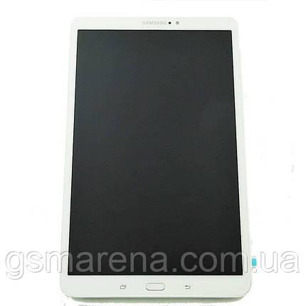Дисплей модуль Samsung T580, T585 Tab A (10.1) Белый, фото 2