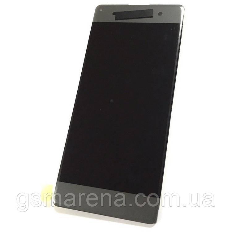 Дисплей модуль Sony Xperia XA F3111, F3112, F3113, F3115, F3116 Черный