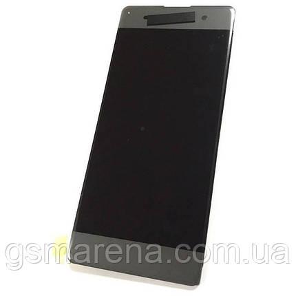 Дисплей модуль Sony Xperia XA F3111, F3112, F3113, F3115, F3116 Черный, фото 2