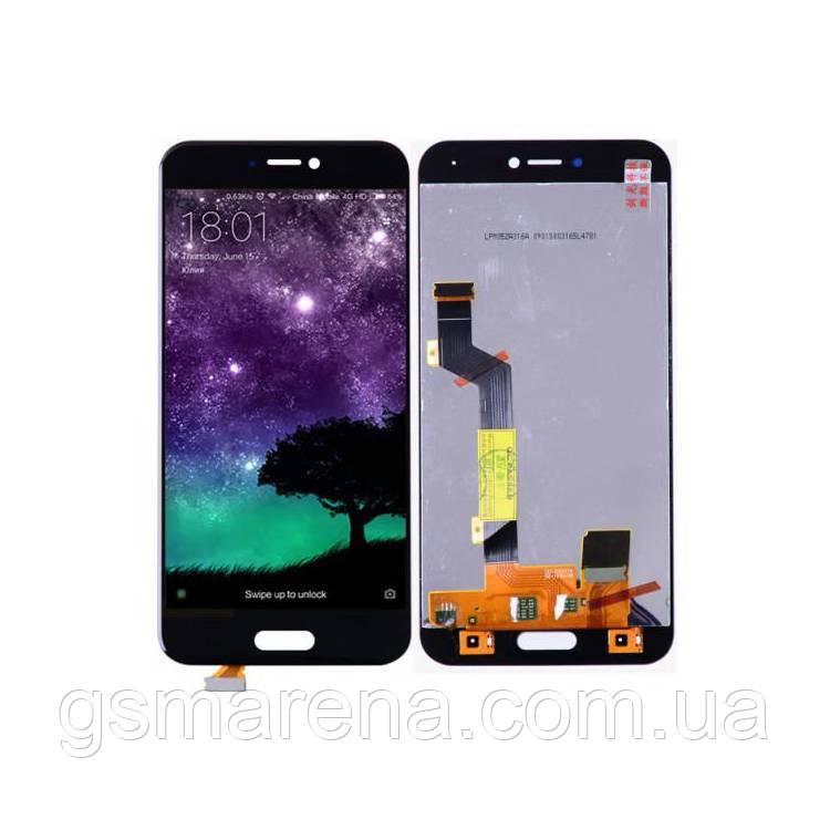 Дисплей модуль Xiaomi Redmi Mi5C Черный