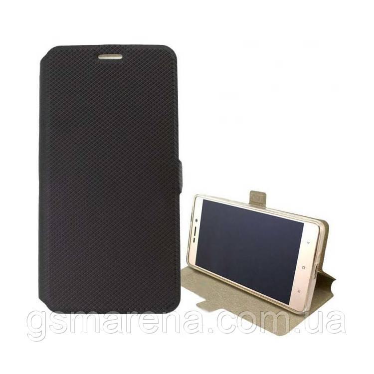 Чехол книжка Modern (без окна) Asus ZenFone 3 Delux DC570KL Черный