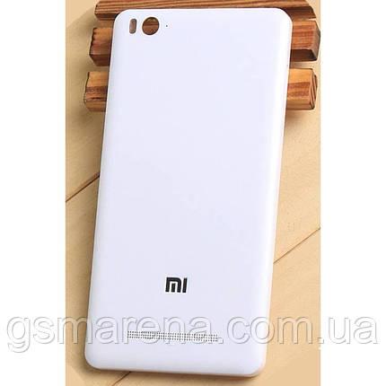 Задняя часть корпуса Xiaomi Redmi Mi4C Белый, фото 2