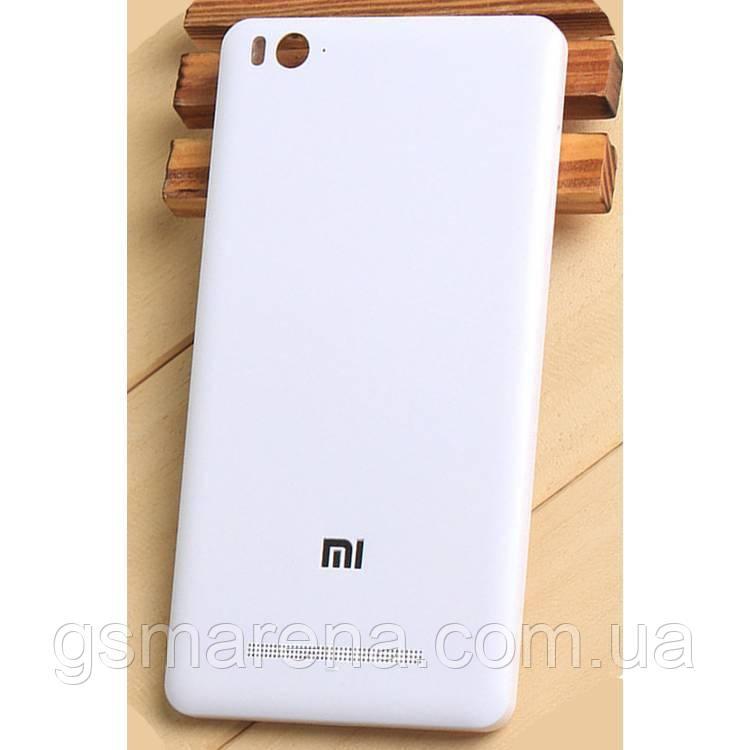Задняя часть корпуса Xiaomi Redmi Mi4C Белый