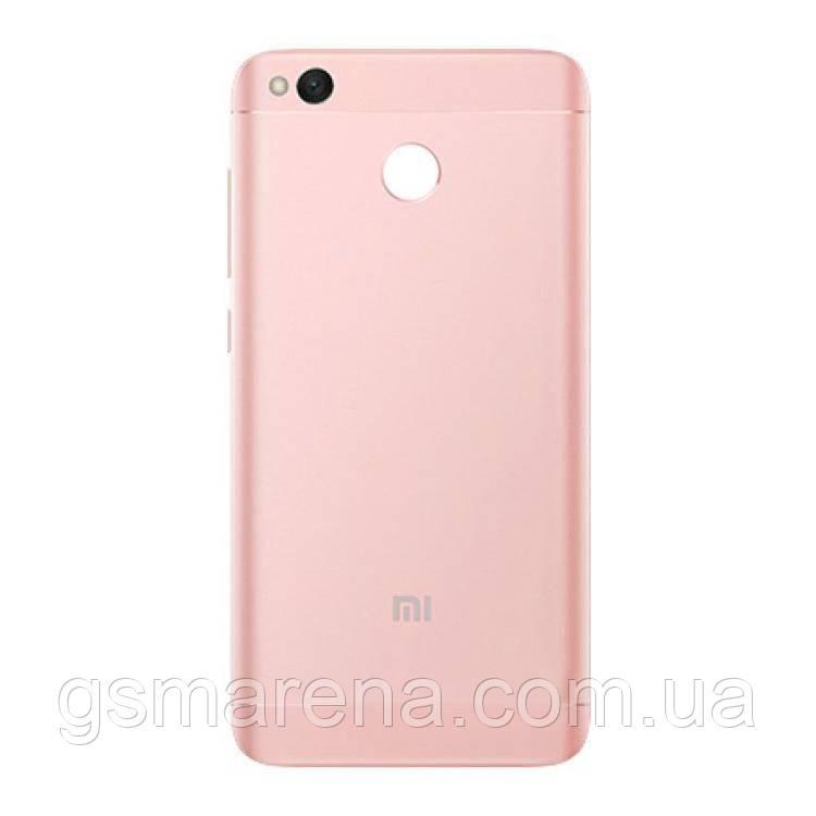 Задняя часть корпуса Xiaomi Redmi 4X Розовый