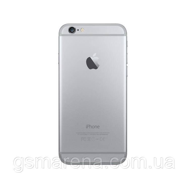 Задняя часть корпуса Apple iPhone 6 Серый