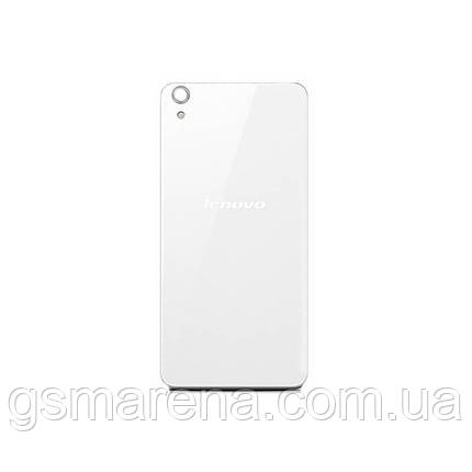 Задняя часть корпуса Lenovo S850 Белый Оригинал, фото 2