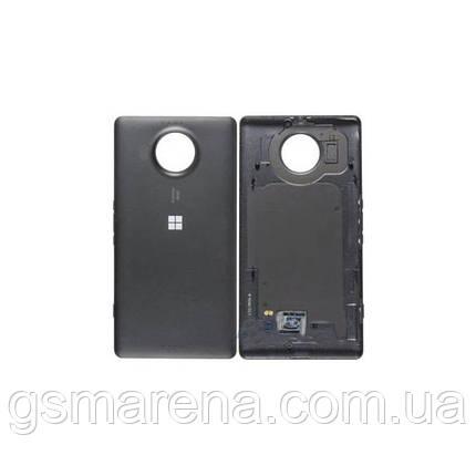 Задняя часть корпуса Microsoft 950 XL Lumia Dual SIM Черный, фото 2