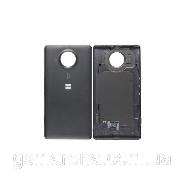 Задняя часть корпуса Microsoft 950 XL Lumia Dual SIM Черный
