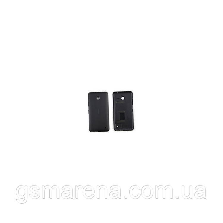 Задняя часть корпуса Nokia Lumia 630, 635 Черный