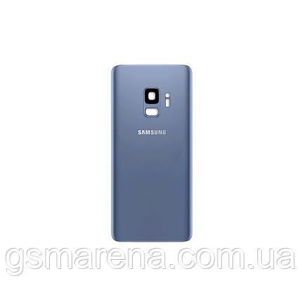 Задняя часть корпуса Samsung G960 S9 titanium Серый, фото 2