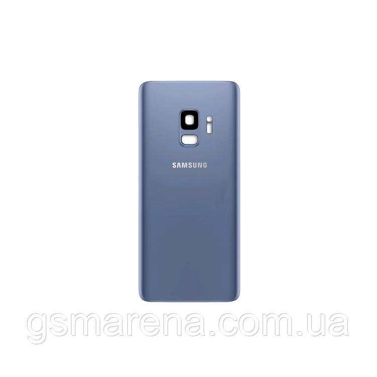 Задняя часть корпуса Samsung G960 S9 titanium Серый