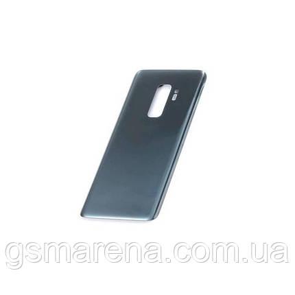Задняя часть корпуса Samsung G965 S9 Plus titanium Серый, фото 2