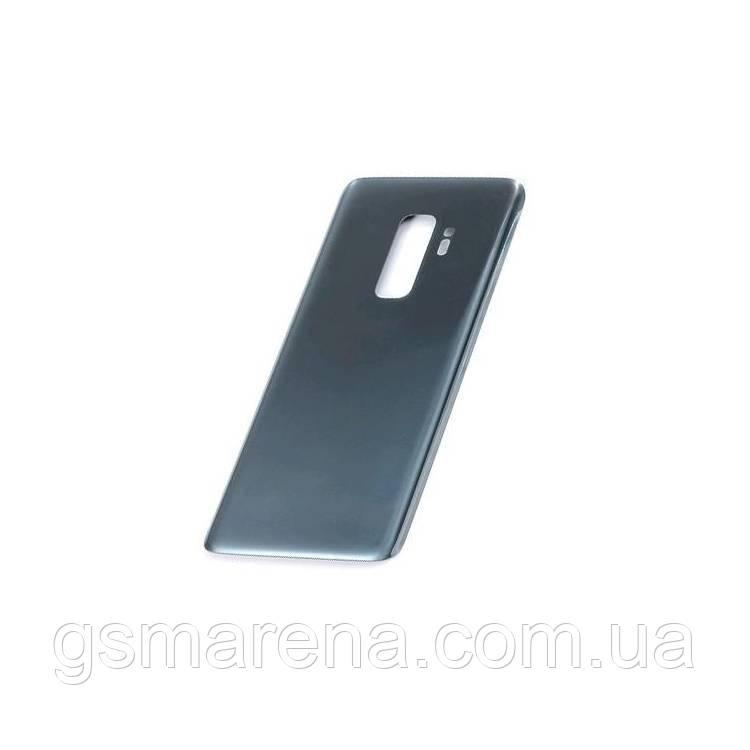 Задняя часть корпуса Samsung G965 S9 Plus titanium Серый