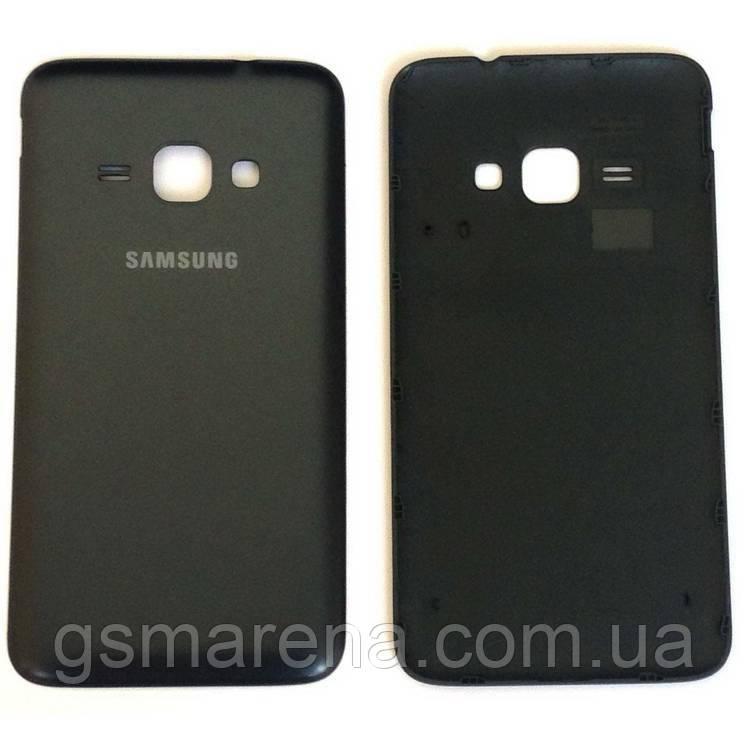 Задняя часть корпуса Samsung J120 J1 (2016) Черный Оригинал