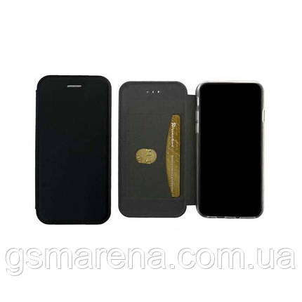Чехол книжка Elite Case Samsung A3 (2017) A320 Черный, фото 2