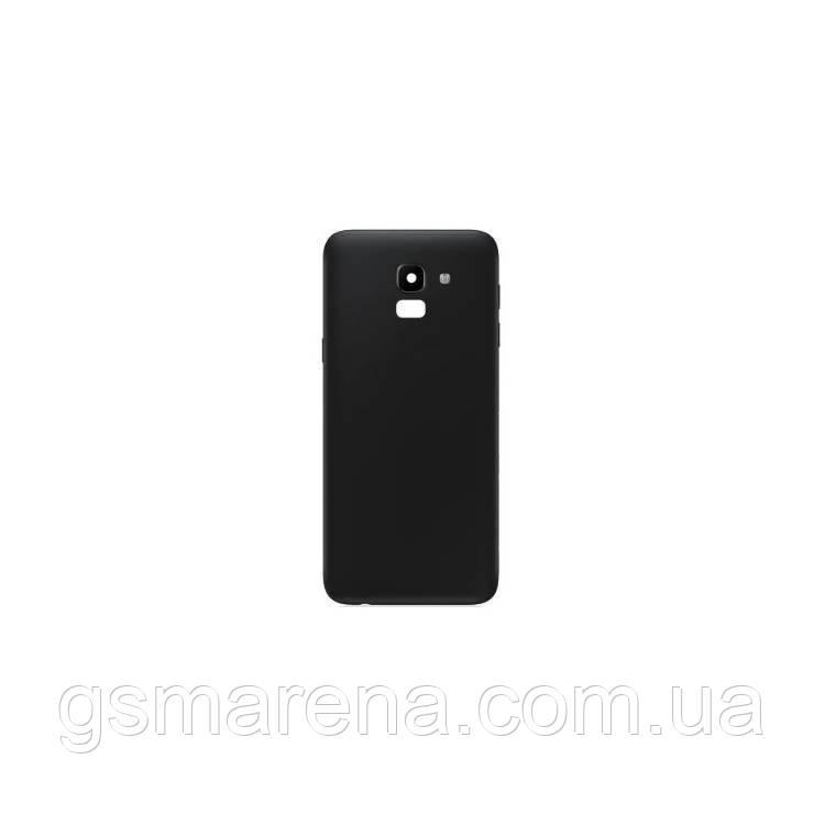 Задняя часть корпуса Samsung J600 J6 (2018) Черный