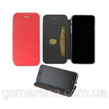 Чехол книжка Elite Case Samsung A40 (2019) A405 Красный, фото 2