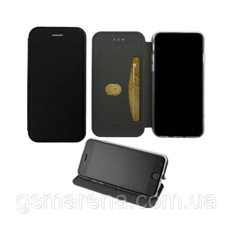 Чехол книжка Elite Case Samsung A40 (2019) A405 Черный