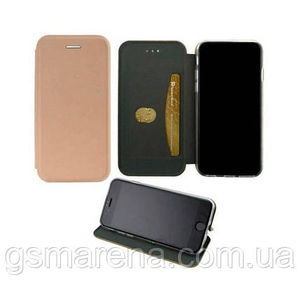 Чехол книжка Elite Case Samsung A50 (2019) A505 розово-Золотой, фото 2