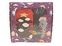 Новогодний подарок для детей: 2 пары Новогодних носков