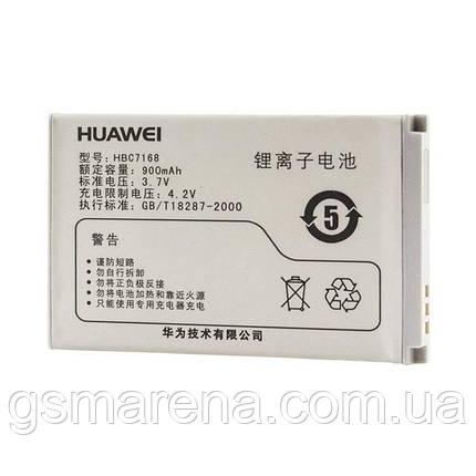 Аккумулятор Huawei HBC80S, HBC7168, U2710 900mAh Оригинал тех.пак, фото 2