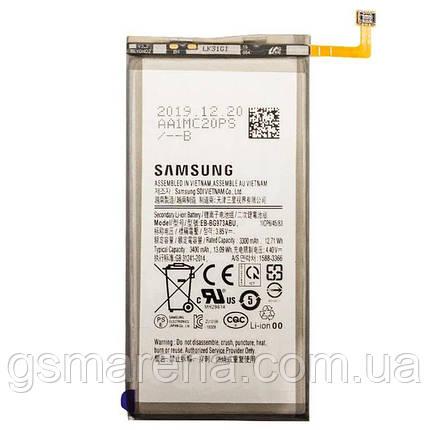 Аккумулятор Samsung EB-BG973ABU 3400mAh S10 G973 Оригинал тех.пакет, фото 2