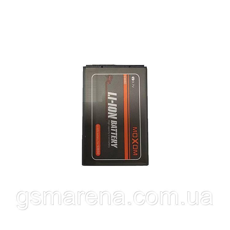 Аккумулятор Samsung S3650, C3322 (AB463651BU) Moxom