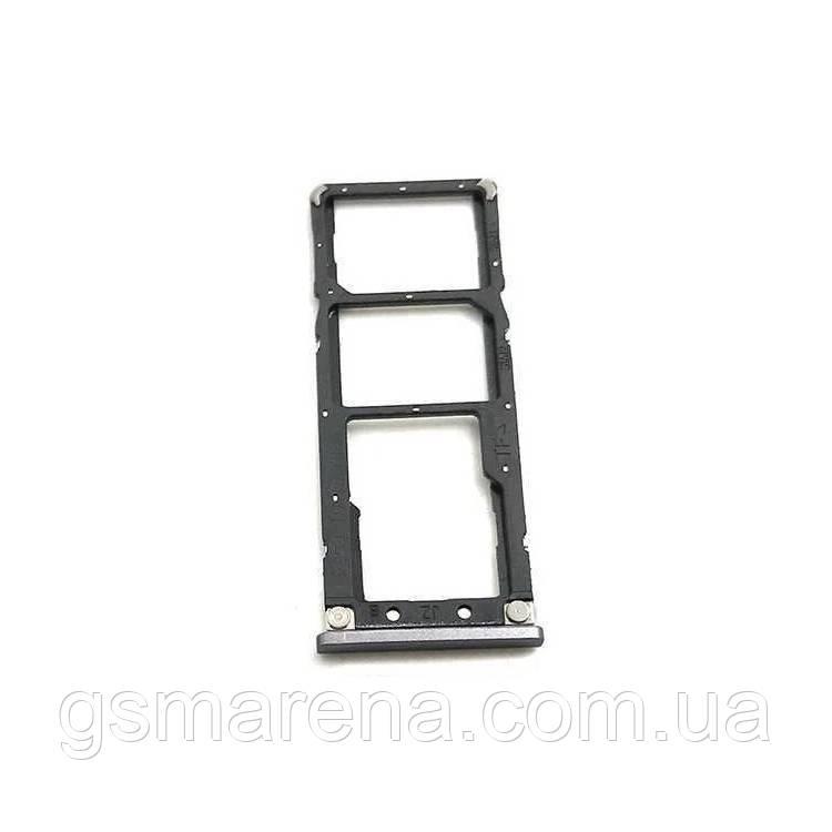 Сим держатель SIM холдер Xiaomi Redmi Note 5A Серый