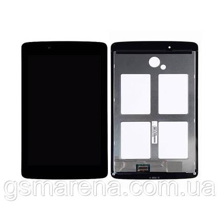 "Дисплей модуль LG G Pad V400 (7.0""), LG LK430 F7.0 complete Черный, фото 2"