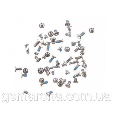 Винтики Apple iPhone 6 screws full set Серый, фото 2